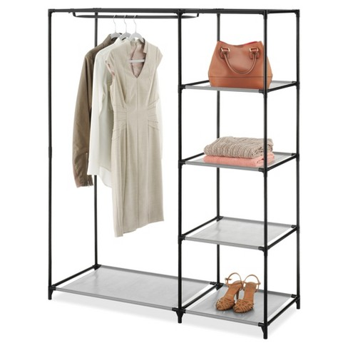 Whitmor Freestanding Closet Wardrobe - image 1 of 2