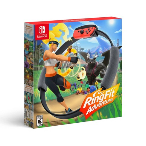 Ring Fit Adventure - Nintendo Switch - image 1 of 4