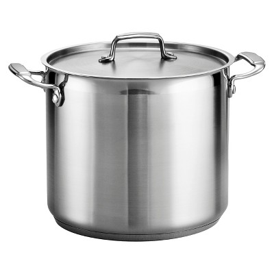 Tramontina Gourmet Induction 12qt Covered Stock Pot