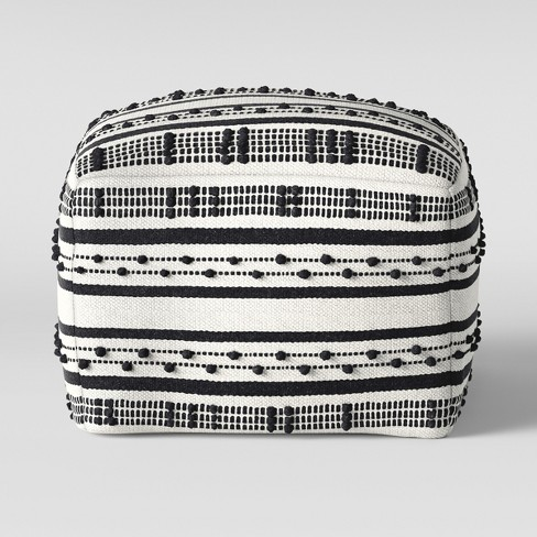 Lory Pouf Textured - Opalhouse™ - image 1 of 3
