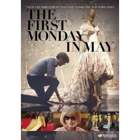 The First Monday in May (DVD) - image 1 of 1