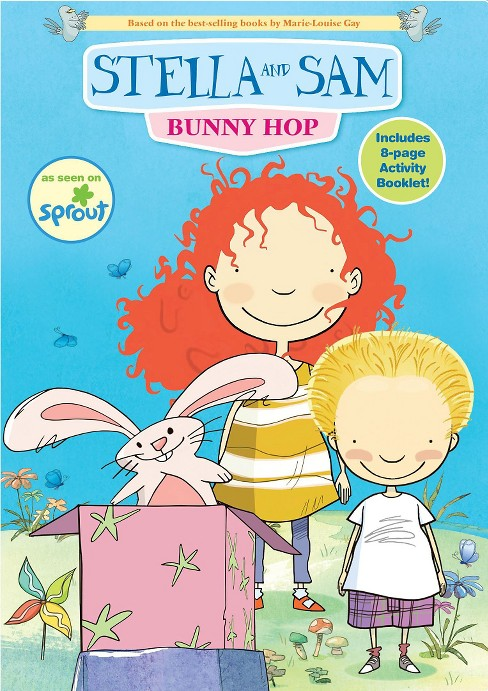 Stella and sam:Bunny hop (DVD) - image 1 of 1