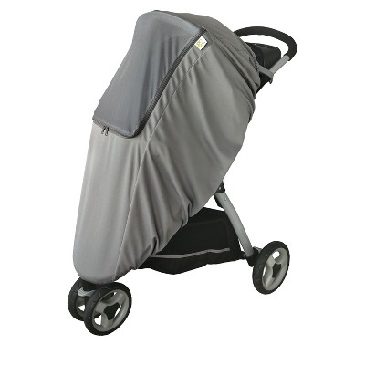 Go by Goldbug Stroller Sunshade - Gray