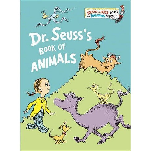 DR. SEUSS'S BOOK OF ANIMALS - image 1 of 1