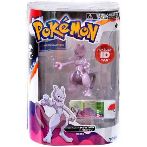 Pokemon Black and White Legendary Series Mewtwo 4-Inch Figure - image 1 of 1