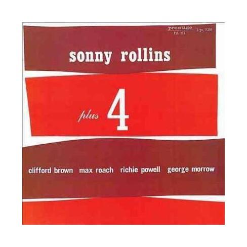 Sonny Rollins - Plus Four (Vinyl) - image 1 of 1