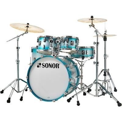 Sonor SONOR AQ2 Studio Maple 5-Piece Shell Pack Aqua Silver Burst