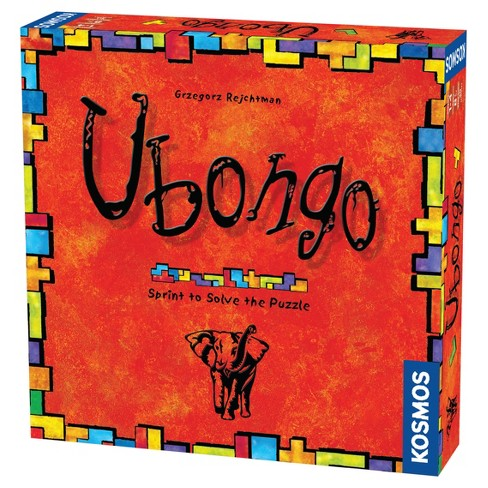 Ubongo Sprint to Solve the Puzzle Game - image 1 of 4