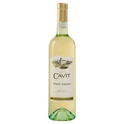 Cavit Pinot Grigio White Wine - 750ml Bottle
