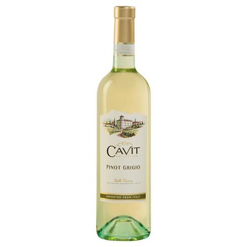 Cavit Pinot Grigio White Wine - 750ml Bottle - image 1 of 1