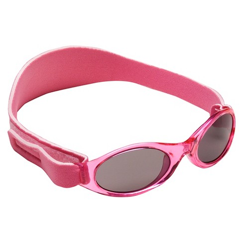 365bb2c4e0 Baby Banz Adventure Baby Sunglasses - Flamingo Pink   Target