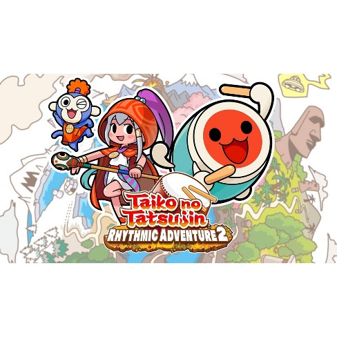 Taiko no Tatsujin: Rhythmic Adventure 2 - Nintendo Switch (Digital) - image 1 of 4