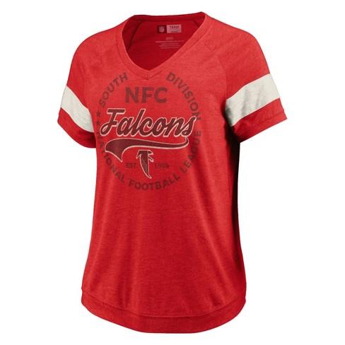 promo code 54f8a ce781 NFL Atlanta Falcons Women's Vintage Legend T-Shirt