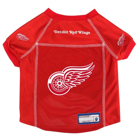 NHL Detroit Red Wings Pet Jersey - image 1 of 4