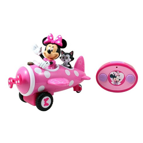 Disney Minnie Mouse Airplane R/C - image 1 of 3