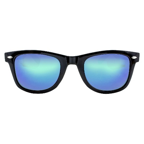 2fc3d7129 Women's Surf Sunglasses - Wild Fable™ Black : Target