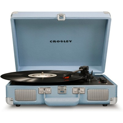Crosley Cruiser Deluxe Turntable - Tourmaline