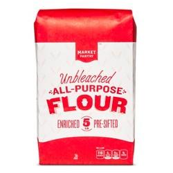 Unbleached Flour - 5lbs - Market Pantry™