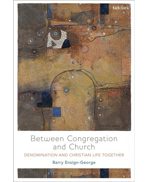 Between Congregation and Church : Denomination and Christian Life Together -  (Hardcover) - image 1 of 1