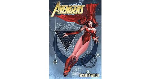Avengers : Scarlet Witch (Paperback) (Dan Abnett & Andy Lanning & Richard Howell & Jeff Parker & Sean - image 1 of 1