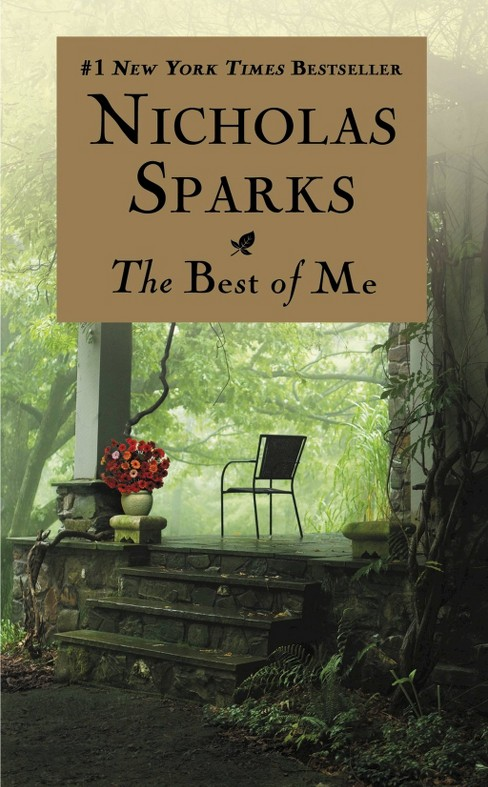 The Best of Me (Reprint) (Paperback) by Nicholas Sparks - image 1 of 1