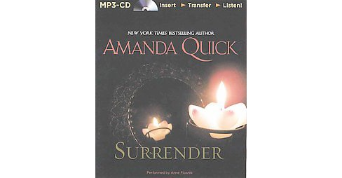 Surrender (Unabridged) (MP3-CD) (Amanda Quick) - image 1 of 1