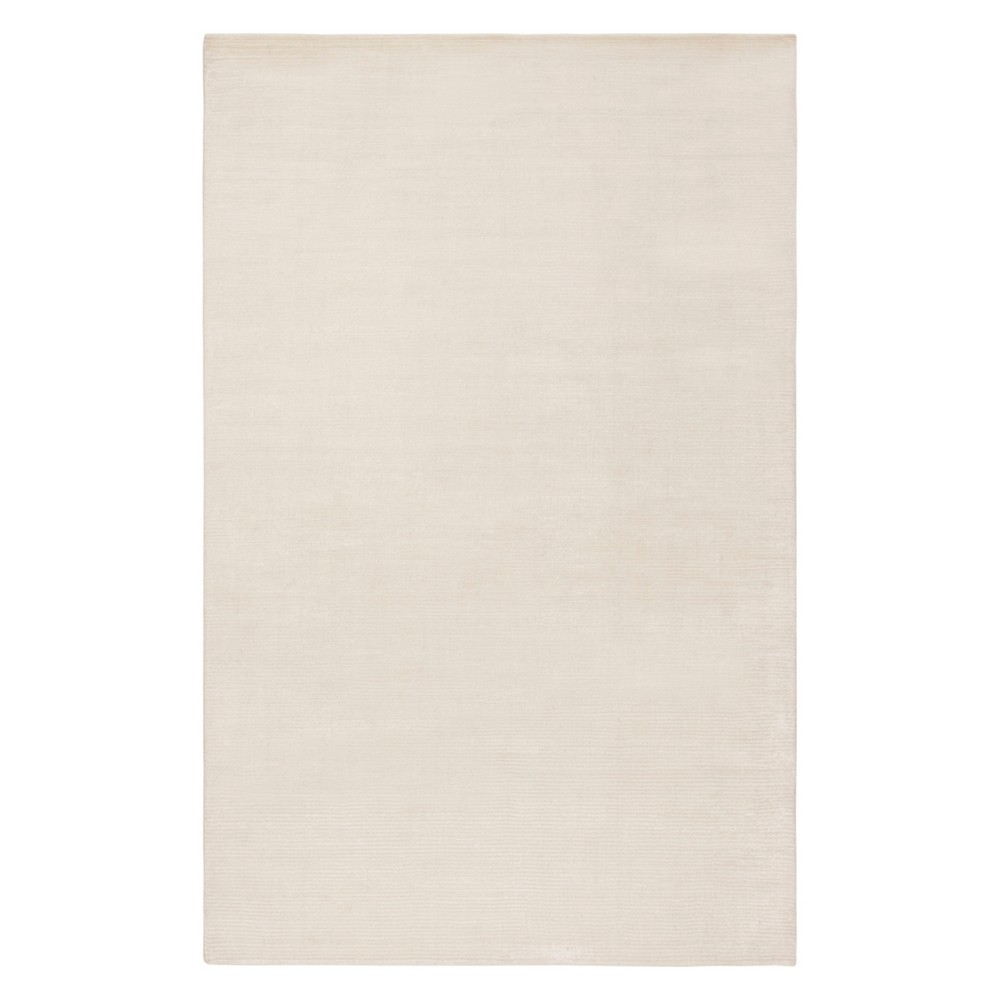 9'X12' Solid Area Rug White - Safavieh
