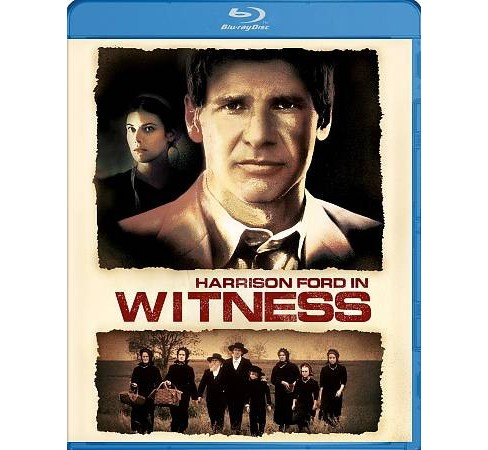 Witness (Blu-ray) - image 1 of 1