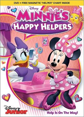 Minnie's Happy Helpers (DVD)