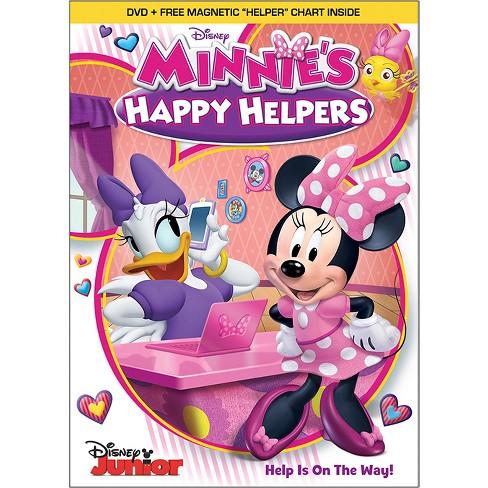 Minnie's Happy Helpers (DVD) - image 1 of 1