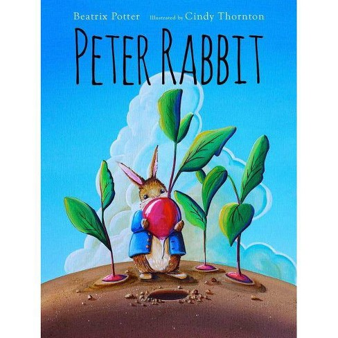 Peter Rabbit - by  Beatrix Potter (Hardcover) - image 1 of 1