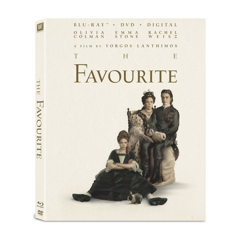 The Favourite (Blu-Ray + DVD + Digital) - image 1 of 1