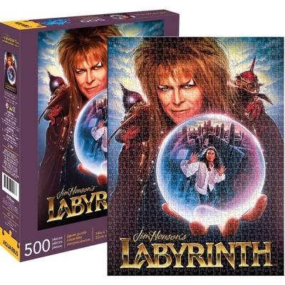 NMR Distribution Labyrinth 500-Piece Jigsaw Puzzle