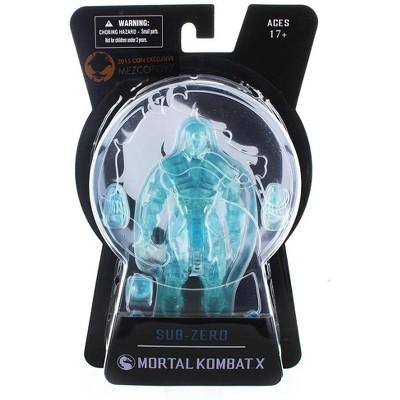 "Mortal Kombat X 6"" Action Figure: Sub-Zero"