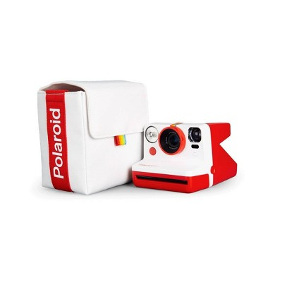 Polaroid Now Bag - Red