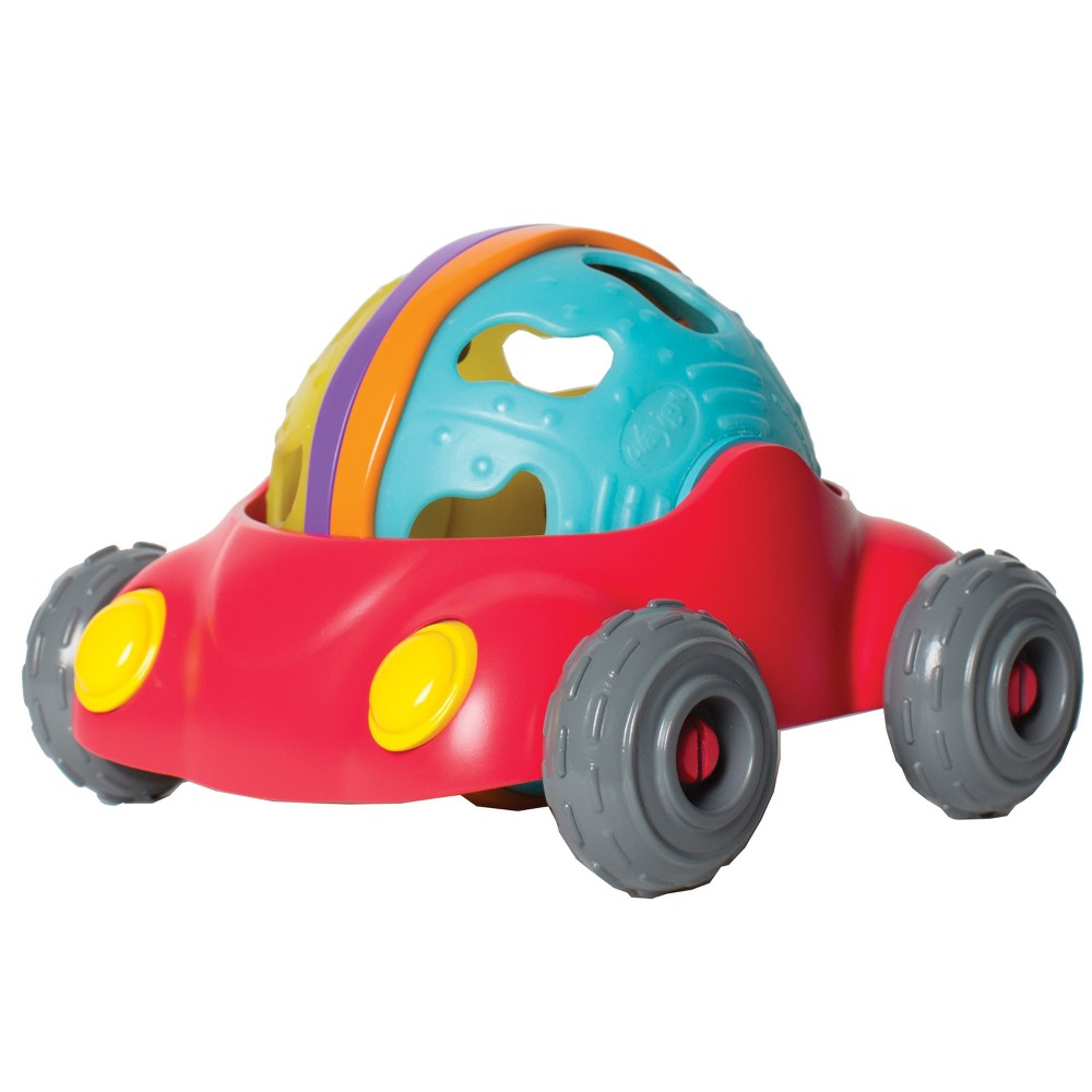 Playgro Rattle & Roll Car