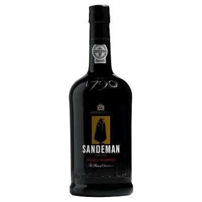 Sandeman Ruby Port Red Wine - 750ml Bottle