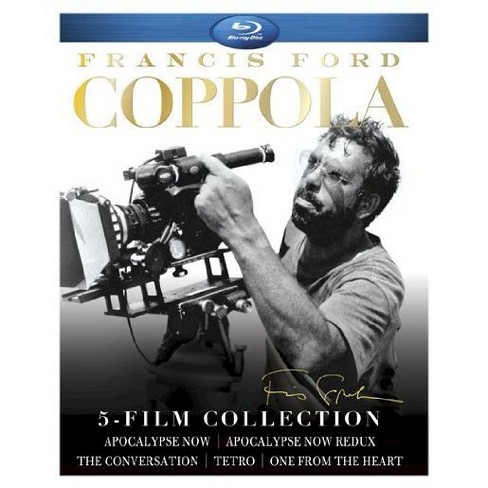 Francis Ford Coppola: 5-Film Collection [5 Discs] [Blu-ray] - image 1 of 1