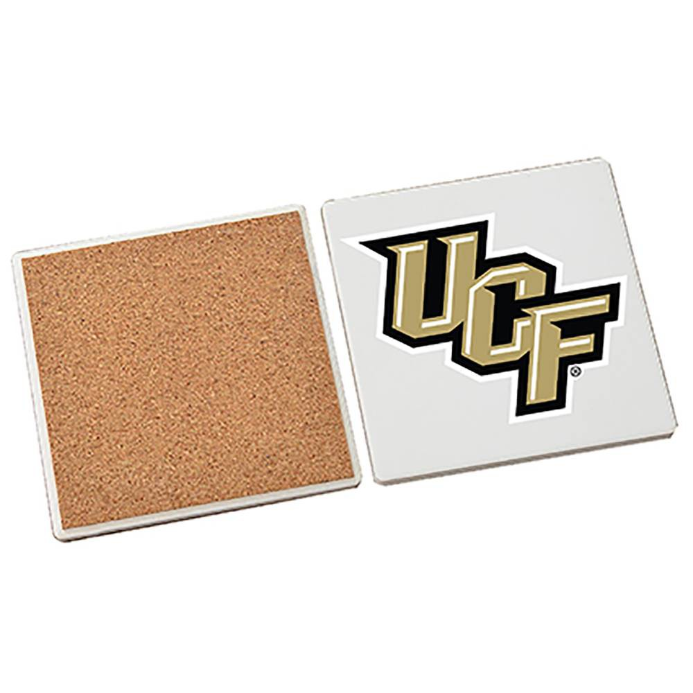 NCAA Ucf Knights Stone Coasters