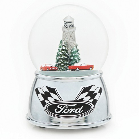 "6"" Musical Racing Car Glitterdome - Ford Motor Company - image 1 of 1"