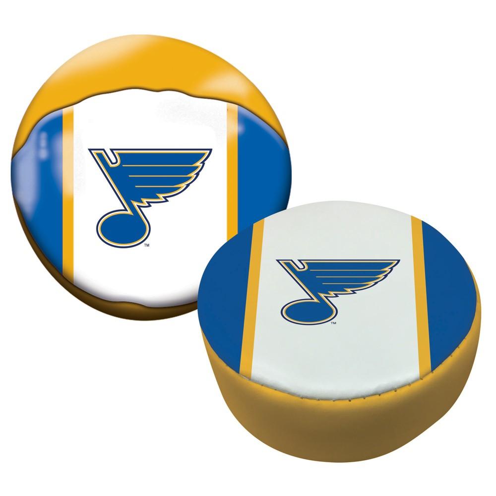 NHL St. Louis Blues Franklin Sports Soft Sport Foam 2pk