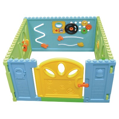 Pavlov'z Toyz Play Time Baby Play Yard