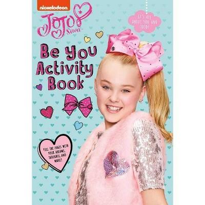 Be You Activity Book - (Jojo Siwa)(Paperback)