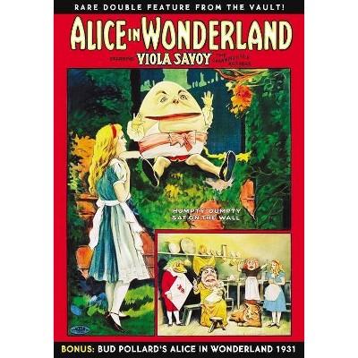 Alice in Wonderland (1915) / Alice in Wonderland (1935) (DVD)(2014)