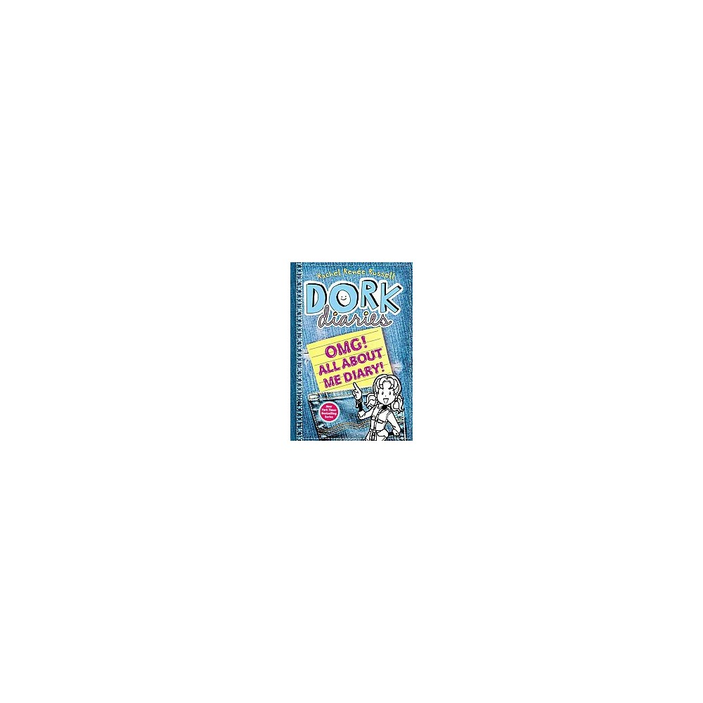 Dork Diaries Omg All About Me Diary Hardcover By Rachel Renee Russell