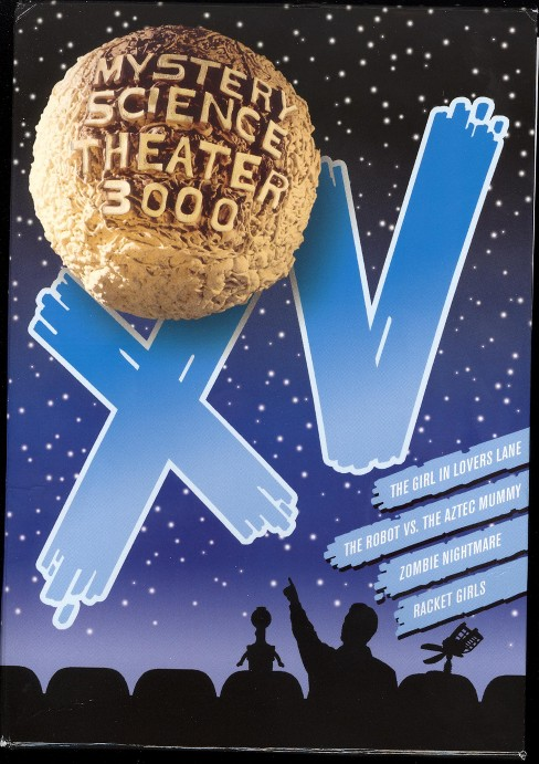 Mystery science theater 3000 vol 15 (DVD) - image 1 of 1