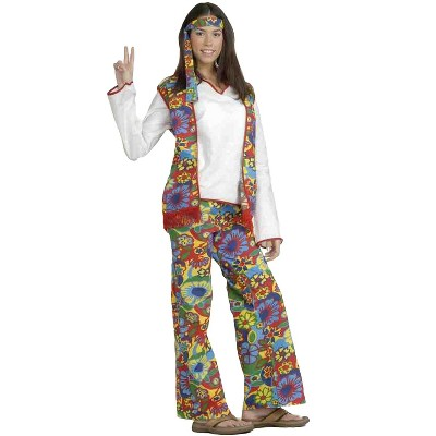 Forum Novelties Hippy Dippy Woman Costume For Adults
