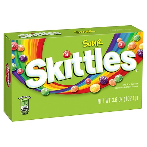 Skittles Sour Bite Size Candies - 3.2oz - image 1 of 1