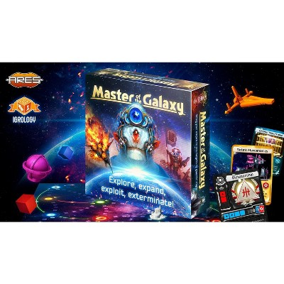 Master of the Galaxy (Kickstarter Edition) Board Game