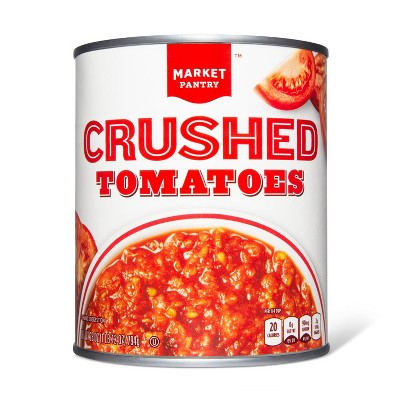 Crushed Tomatoes 28 oz - Market Pantry™